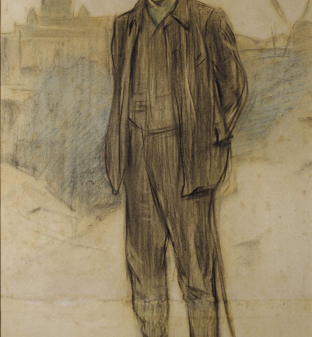 Museu Nacional d'Art de Catalunya | Retrat de Pablo Picasso