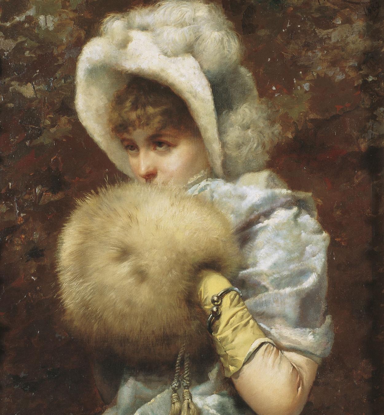 Francesc Masriera - Hivern de 1882 - 1882
