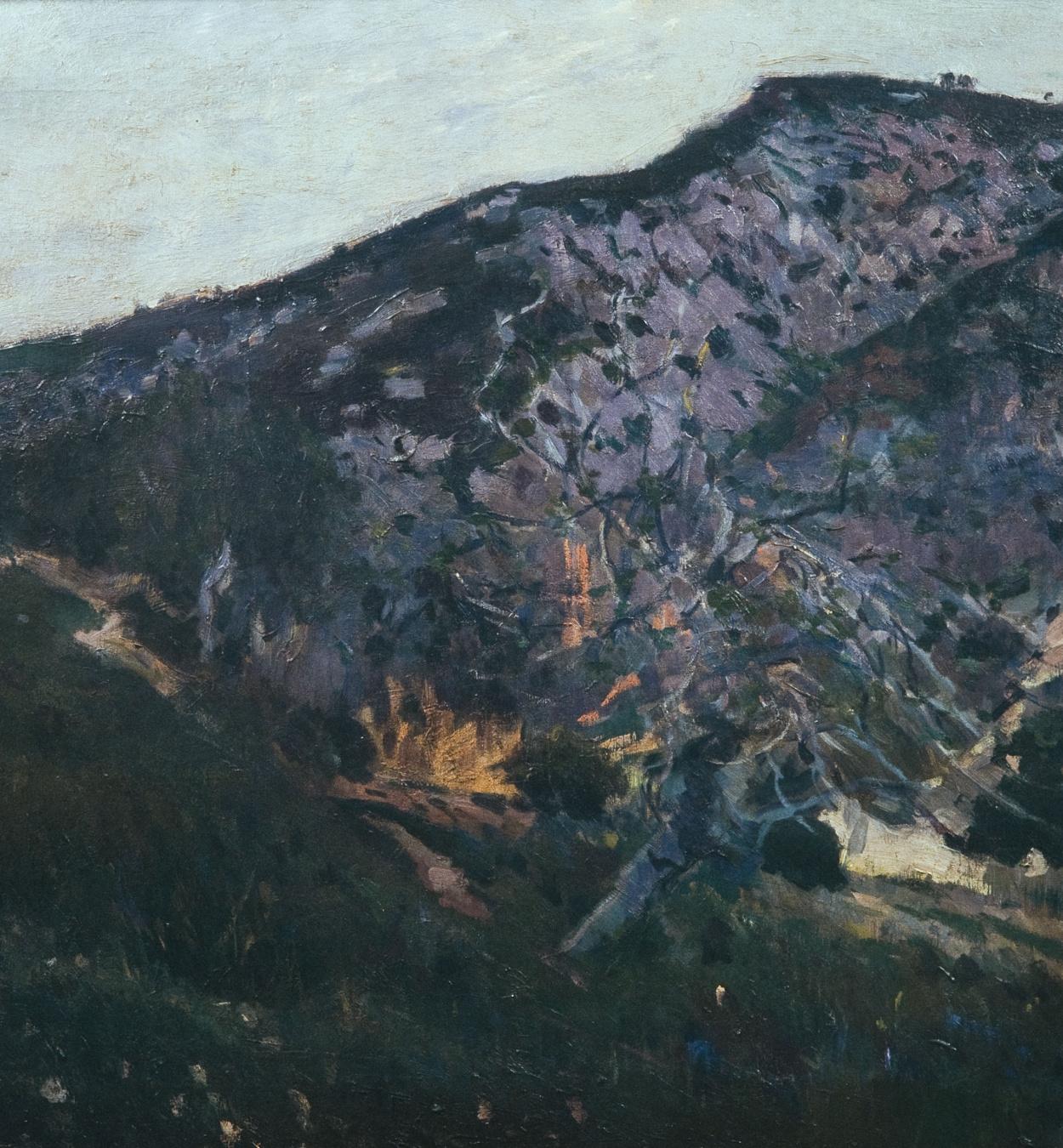 Joaquim Mir - Solitude - Circa 1923