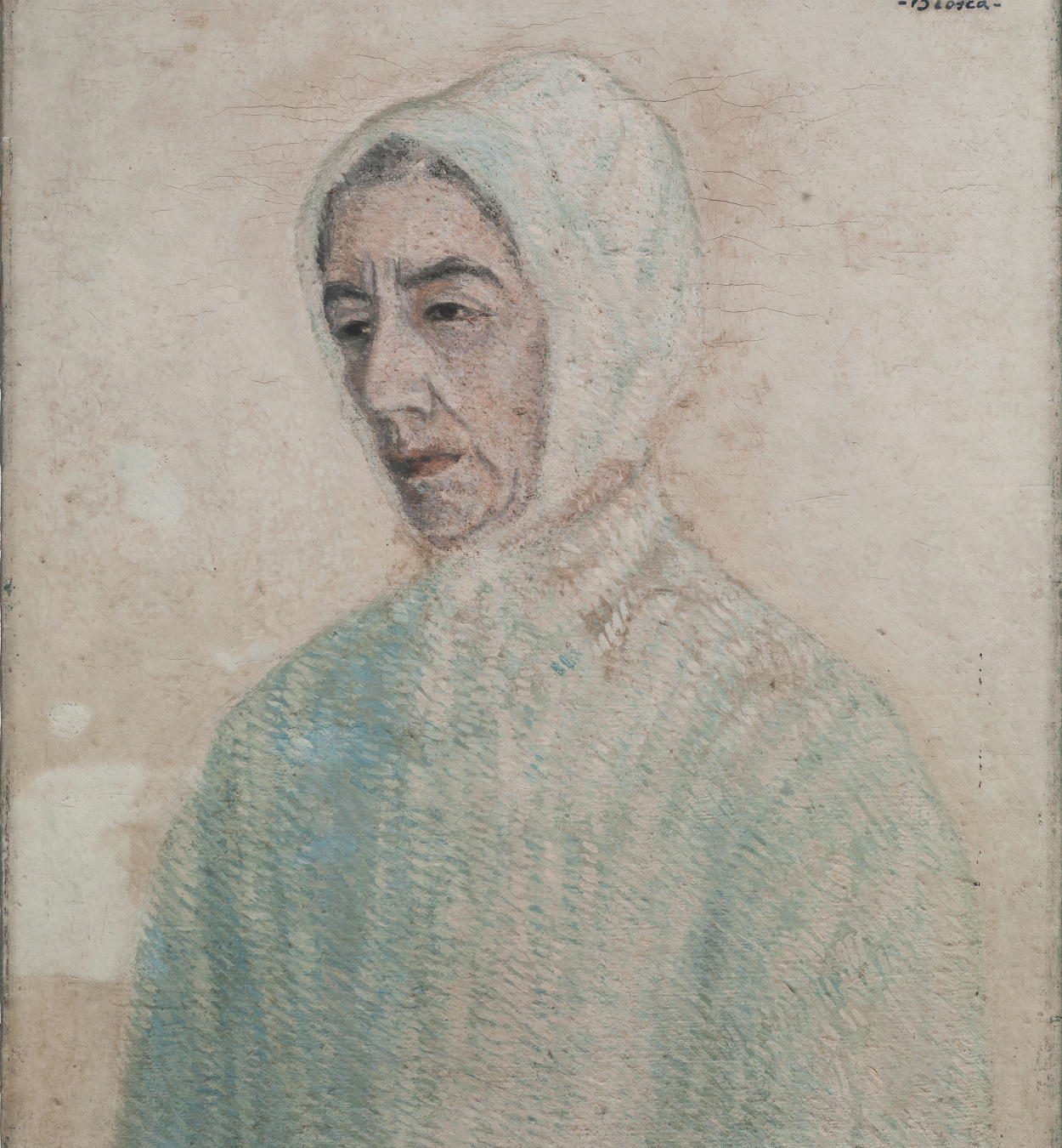 Joaquim Biosca - My mother - Circa 1926