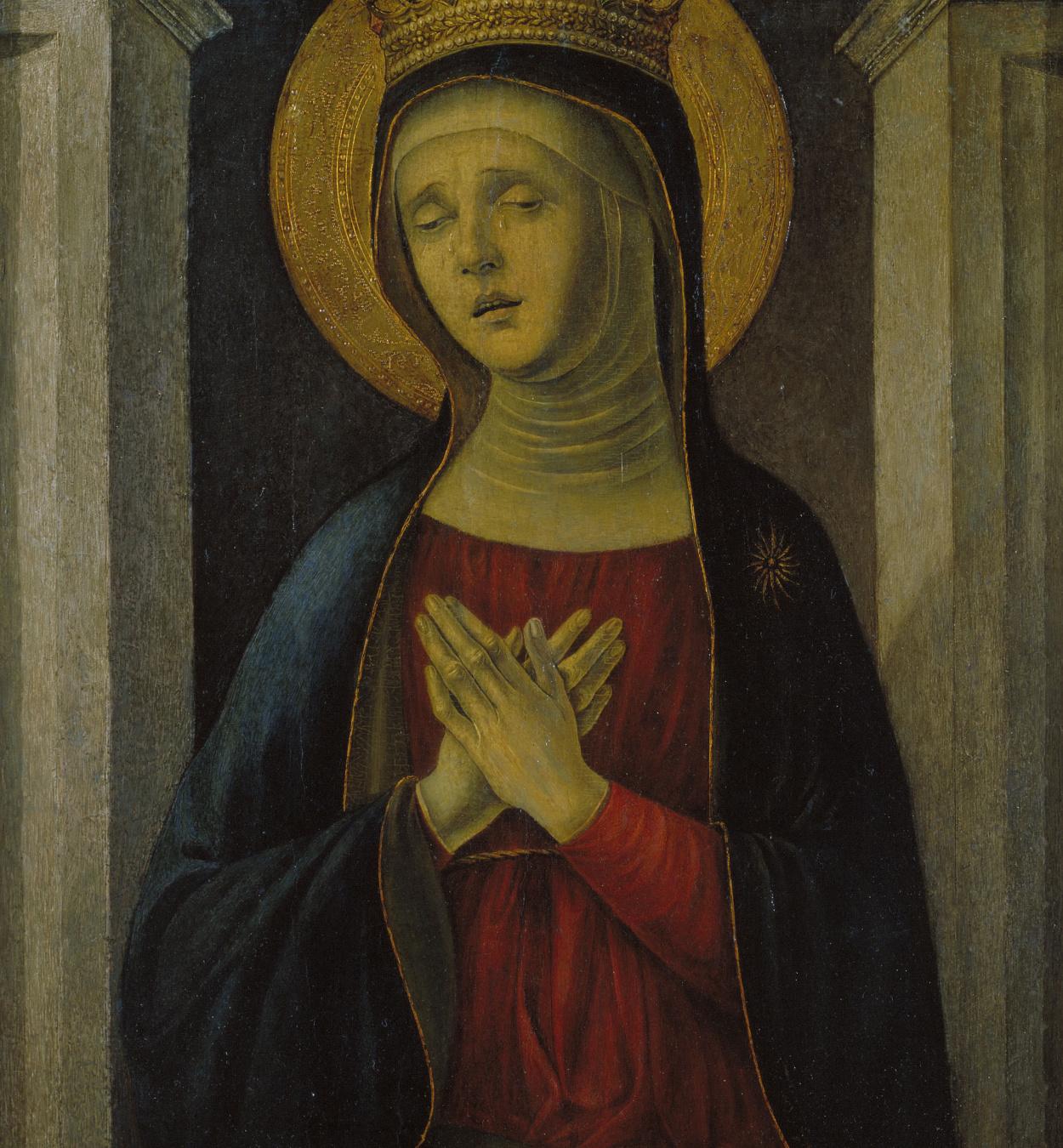 Baldassare d'Este - Mater Dolorosa - Segle XV