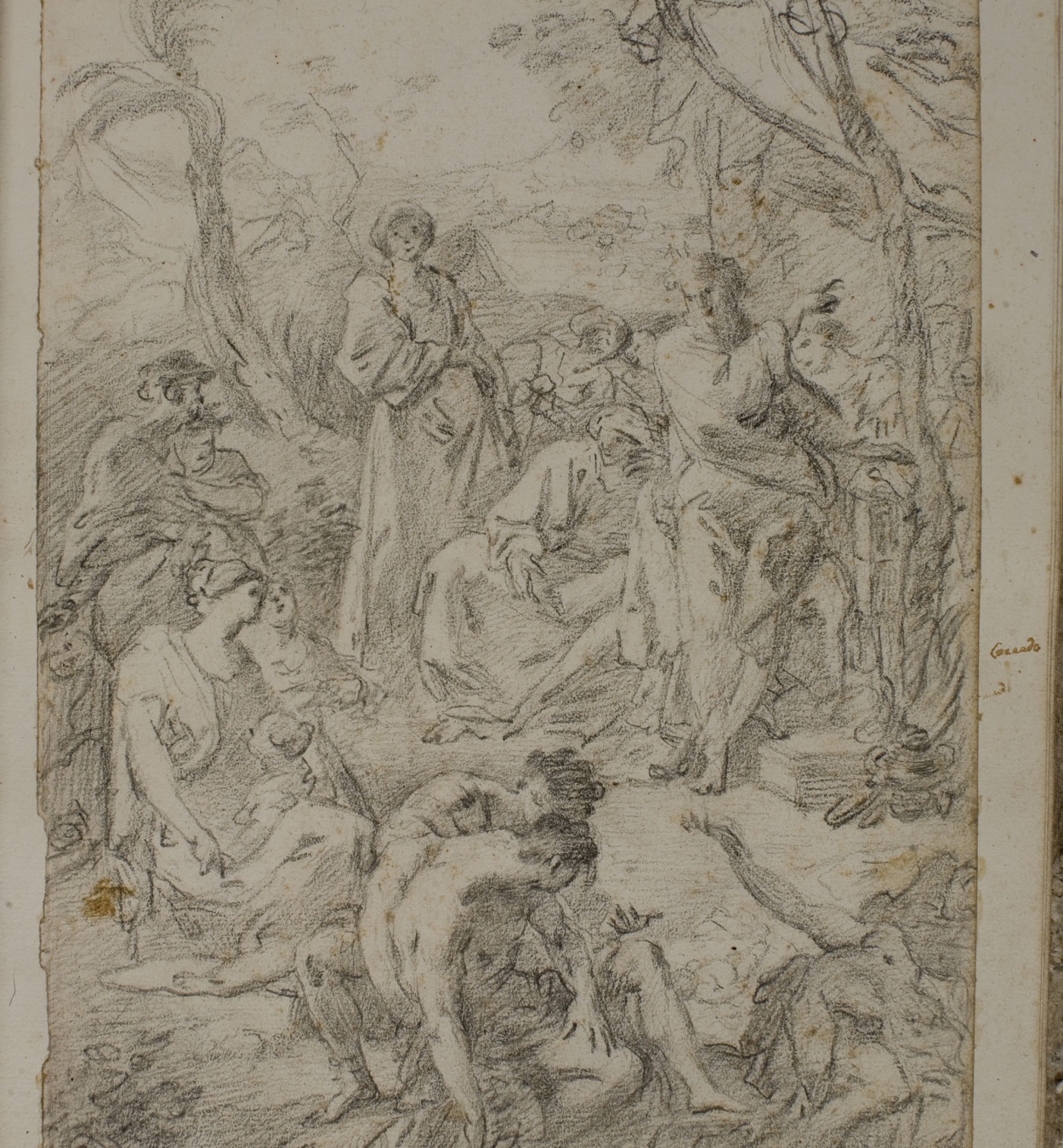 Domingo Álvarez Enciso - Roman album - Circa 1758-1762 or 1773-1789 [5]