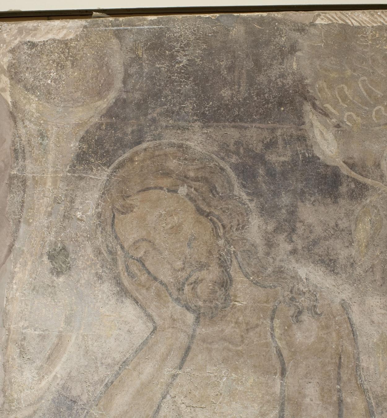 Mestre de la sala capitular de Sixena - Pecat Original, de la sala capitular de Sixena - Entre 1196-1200 [1]