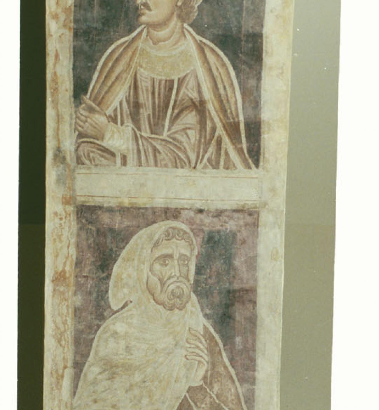 Mestre de la sala capitular de Sixena - D'Er a Simeó de la genealogia de Crist segons Lluc, de la sala capitular de Sixena - Entre 1196-1208