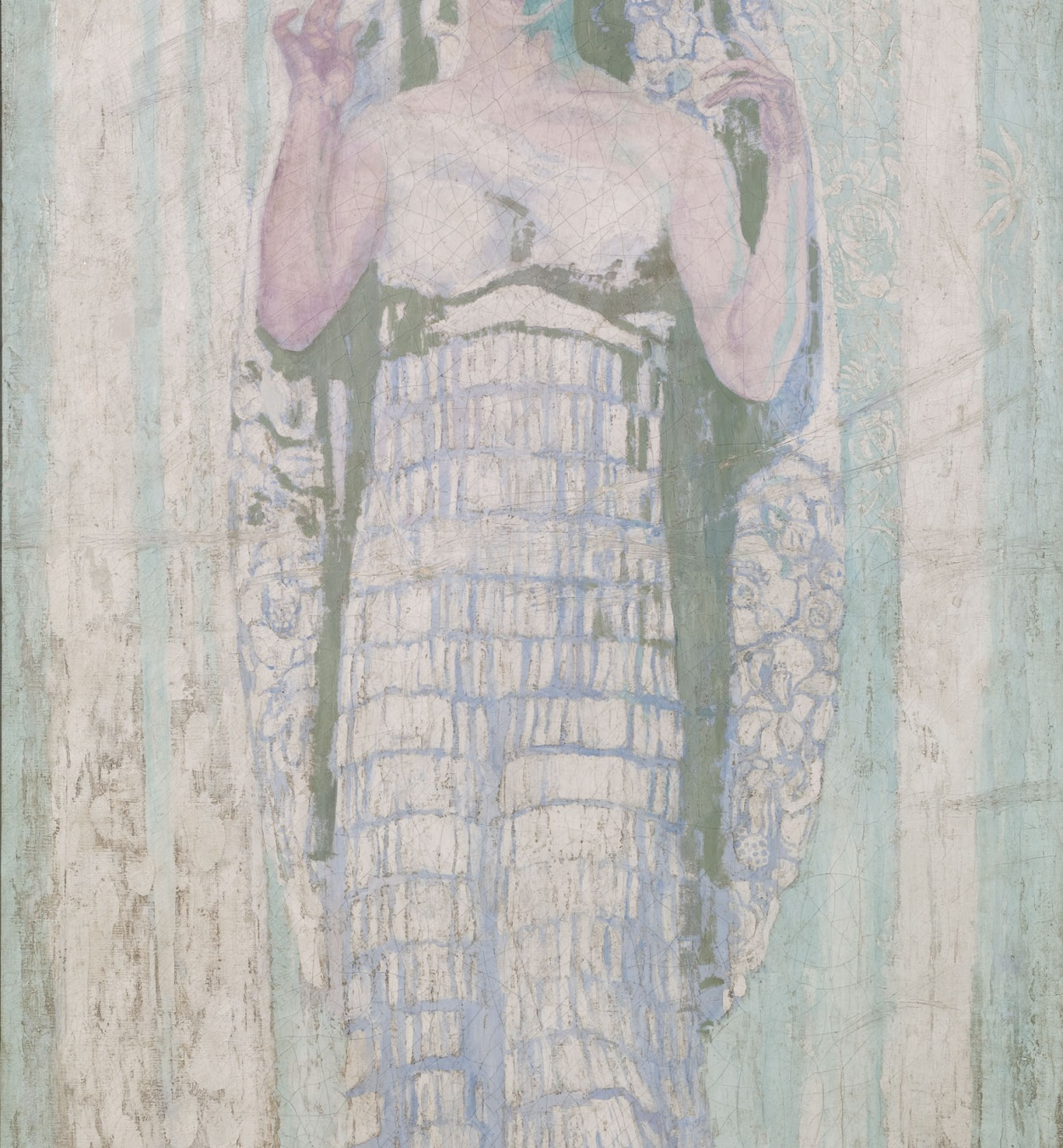 Hermen Anglada Camarasa - Portrait of Magda Jocelyn - Circa 1904