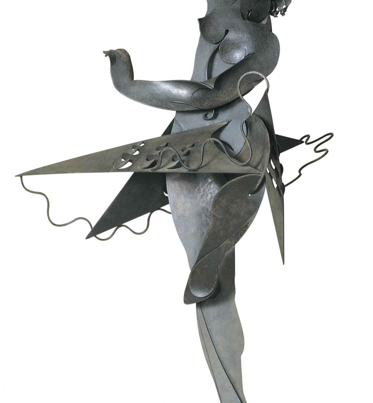 Pablo Gargallo - Gran ballarina - París, 1929