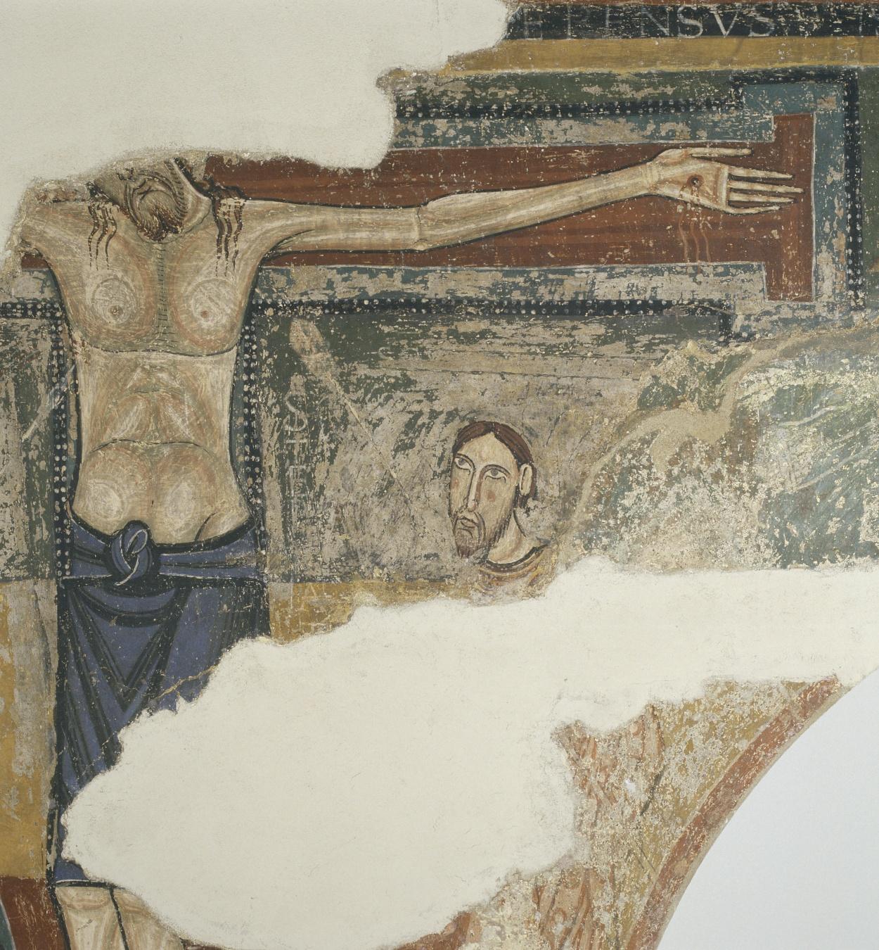 Mestre de Sorpe - Anunciació, Naixement i Crucifixió de Sorpe - Mitjan segle XII [4]