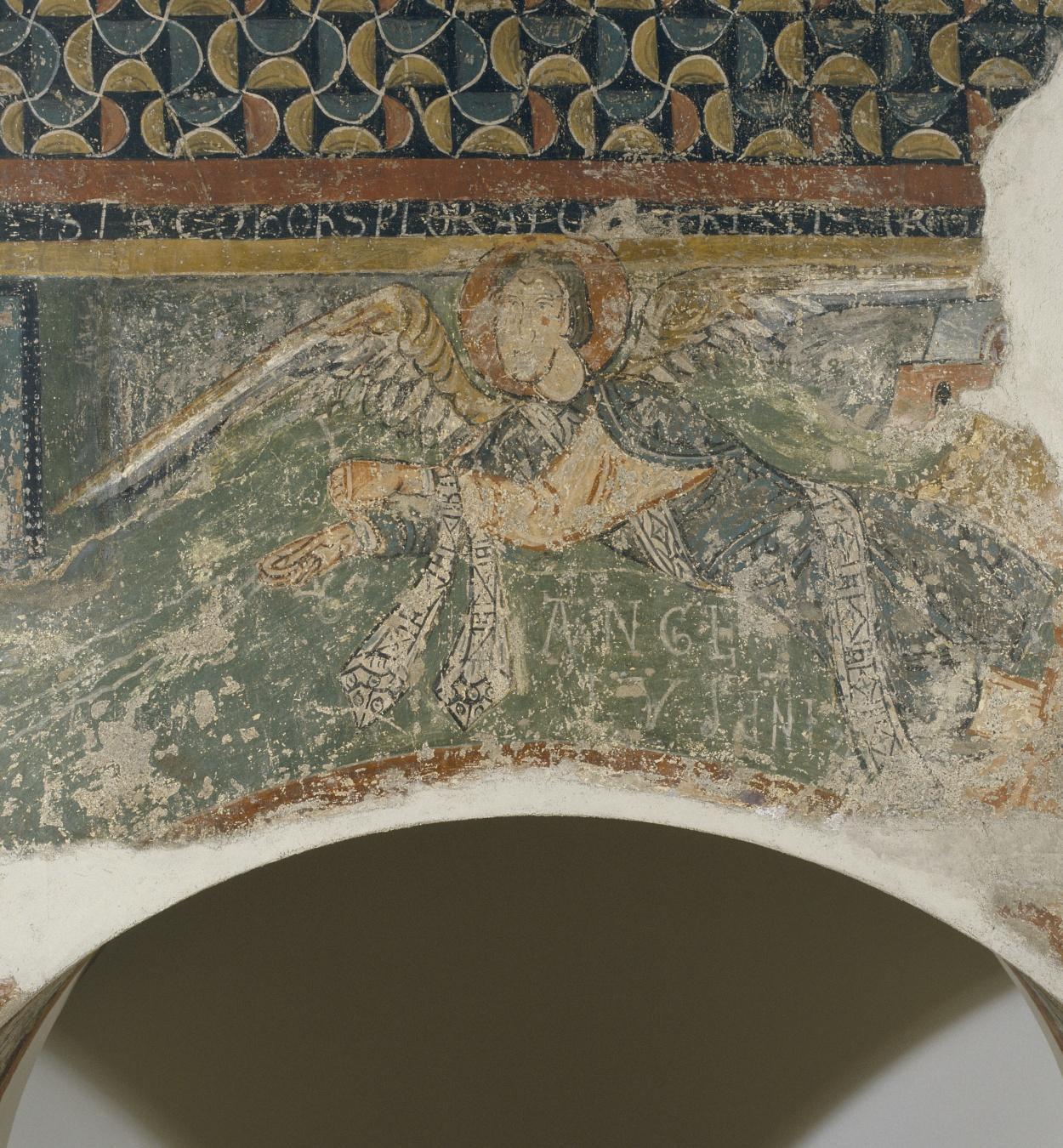 Mestre de Sorpe - Anunciació, Naixement i Crucifixió de Sorpe - Mitjan segle XII [6]