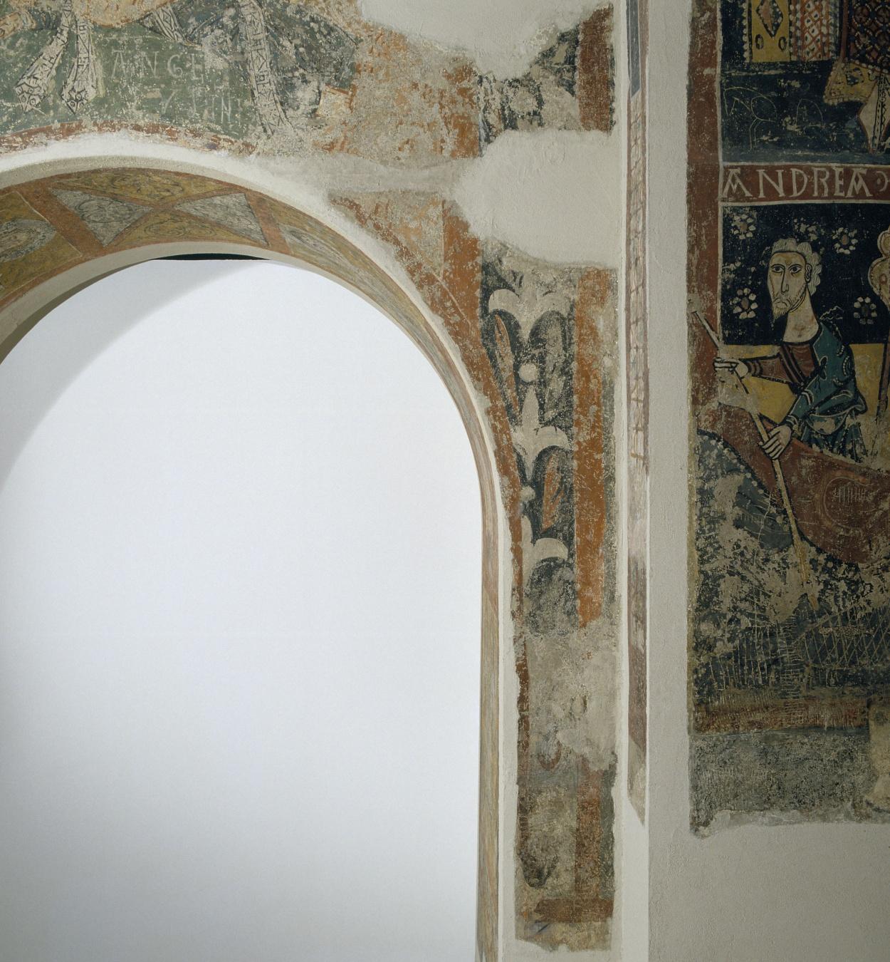 Mestre de Sorpe - Anunciació, Naixement i Crucifixió de Sorpe - Mitjan segle XII [9]