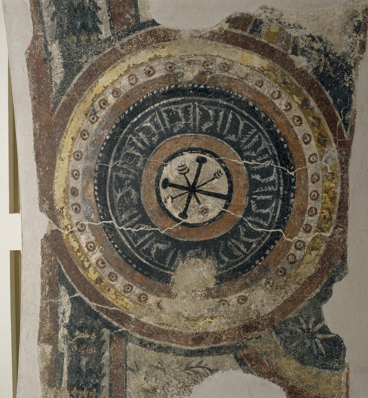 Segon Mestre de Sorpe - Creu amb emblemes de la Passió de Sorpe - Mitjan segle XII