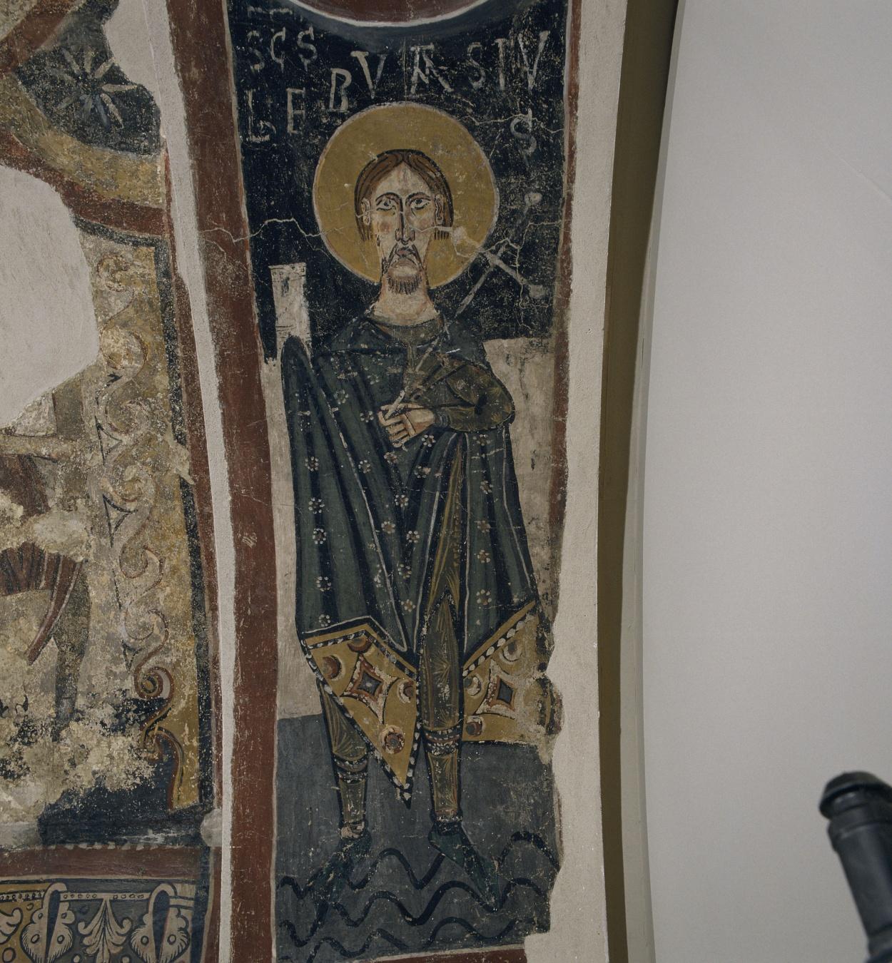 Segon Mestre de Sorpe - Els sants màrtirs Gervasi i Protasi i l'Esperit Sant de Sorpe - Mitjan segle XII [1]