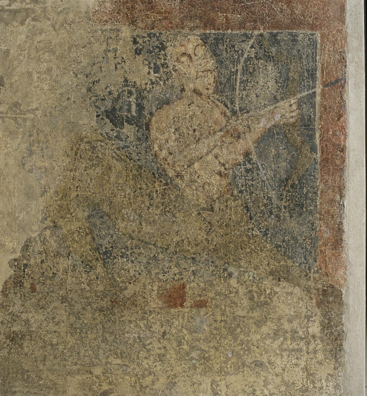 Tercer Mestre de Sorpe - Arcàngel i símbol zodiacal de Sagitari de Sorpe - Mitjan segle XII [2]
