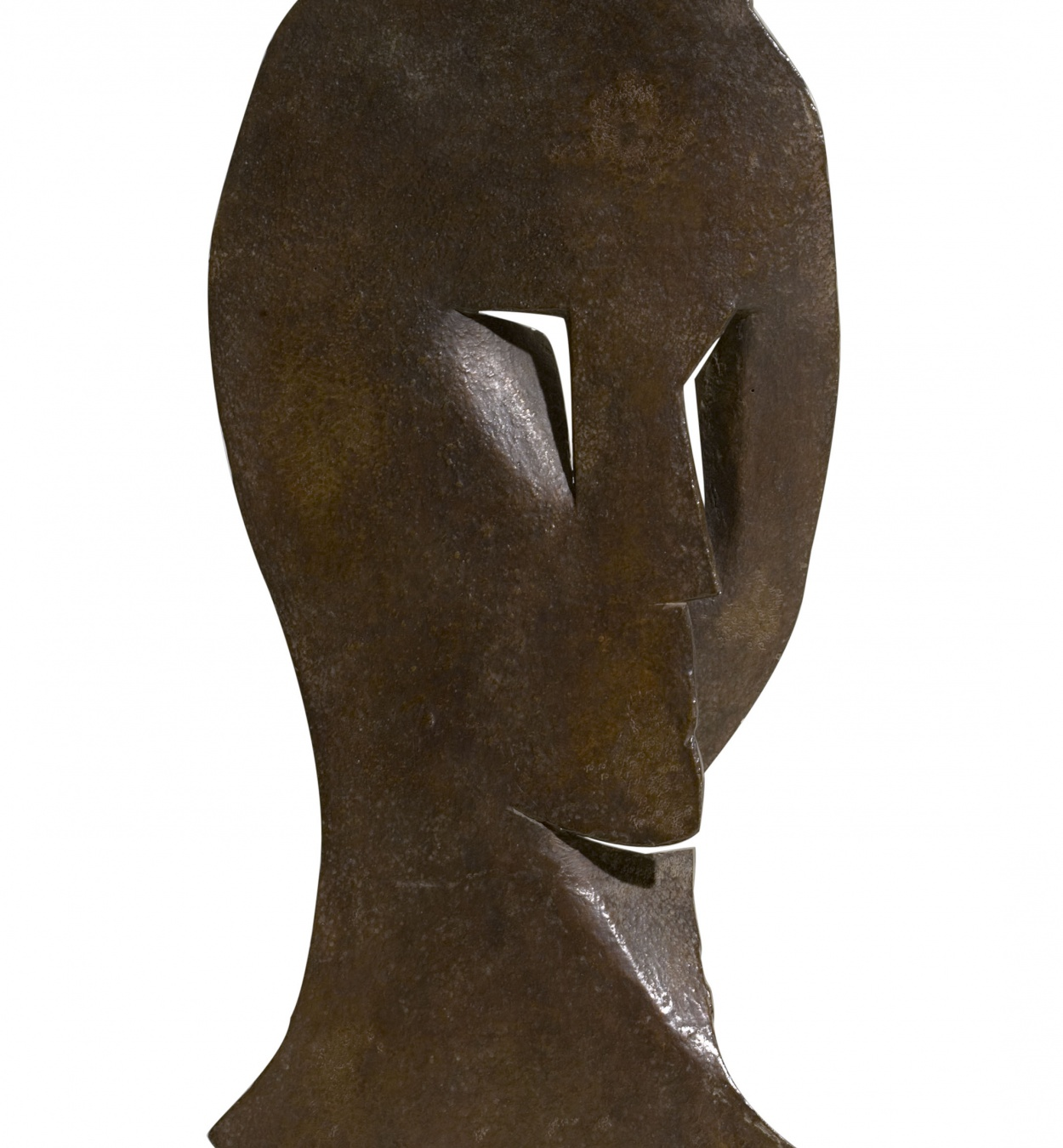 Juli González - Màscara d'adolescent - Cap a 1929-1930