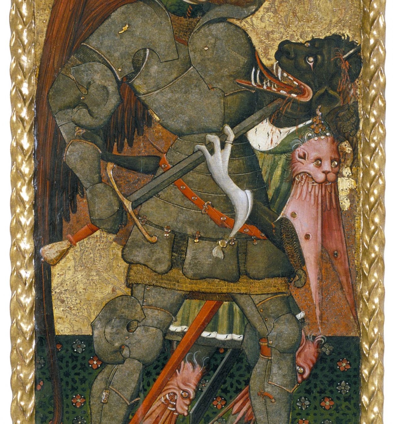 Blasco de Grañén - Sant Miquel Arcàngel - Cap a 1435-1445