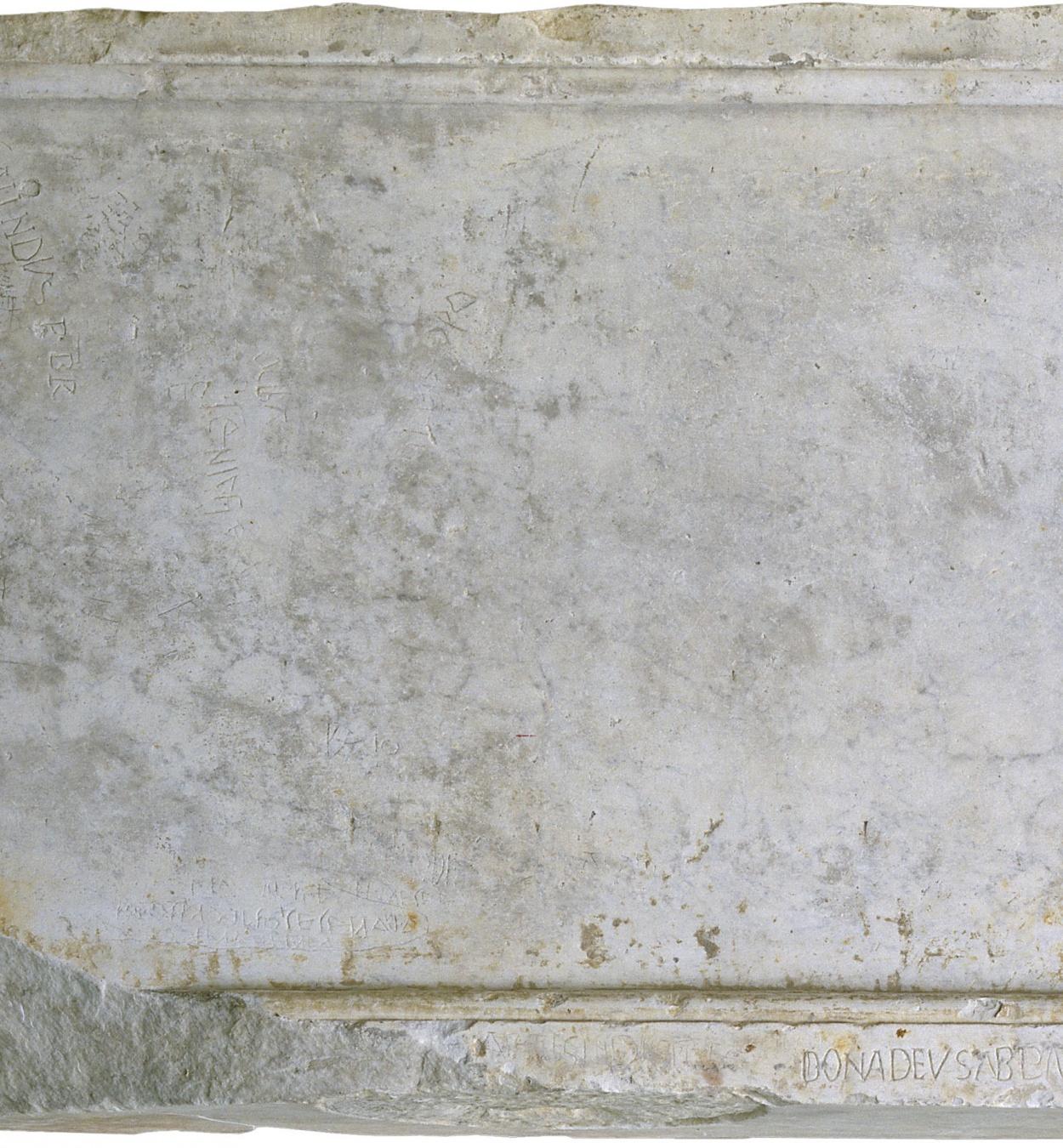 Anònim - Ara de Castellet o de les Masuques - Segle X