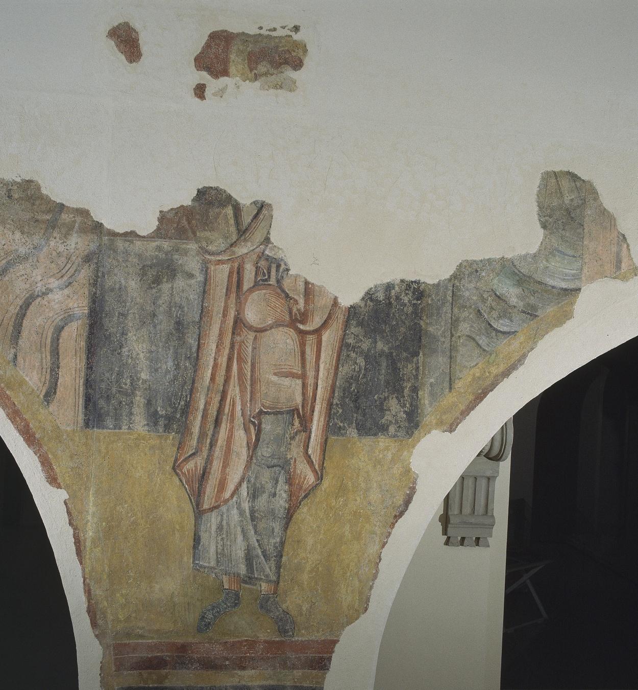 Mestre de Boí - Sant de Boí - Cap a 1100