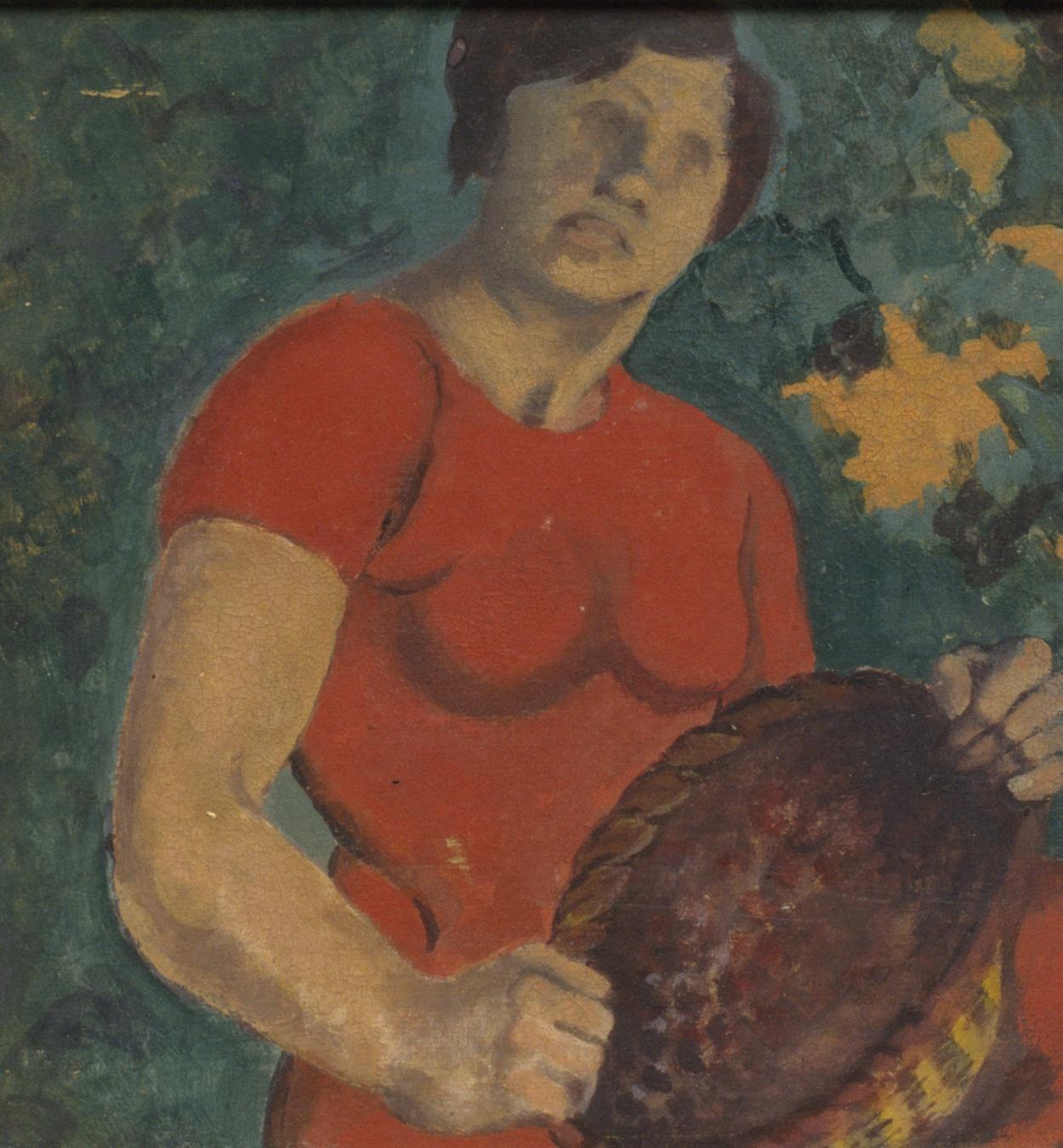 Manolo Hugué - Veremadora - Cap a 1927