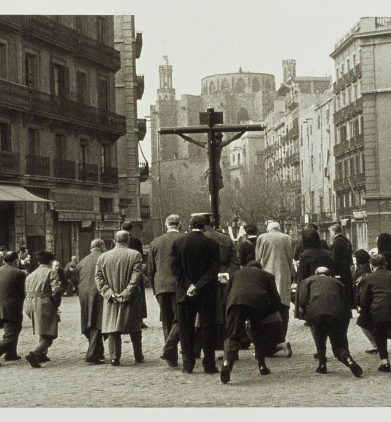Ignasi Marroyo - Setmana Santa, Barcelona - 1962