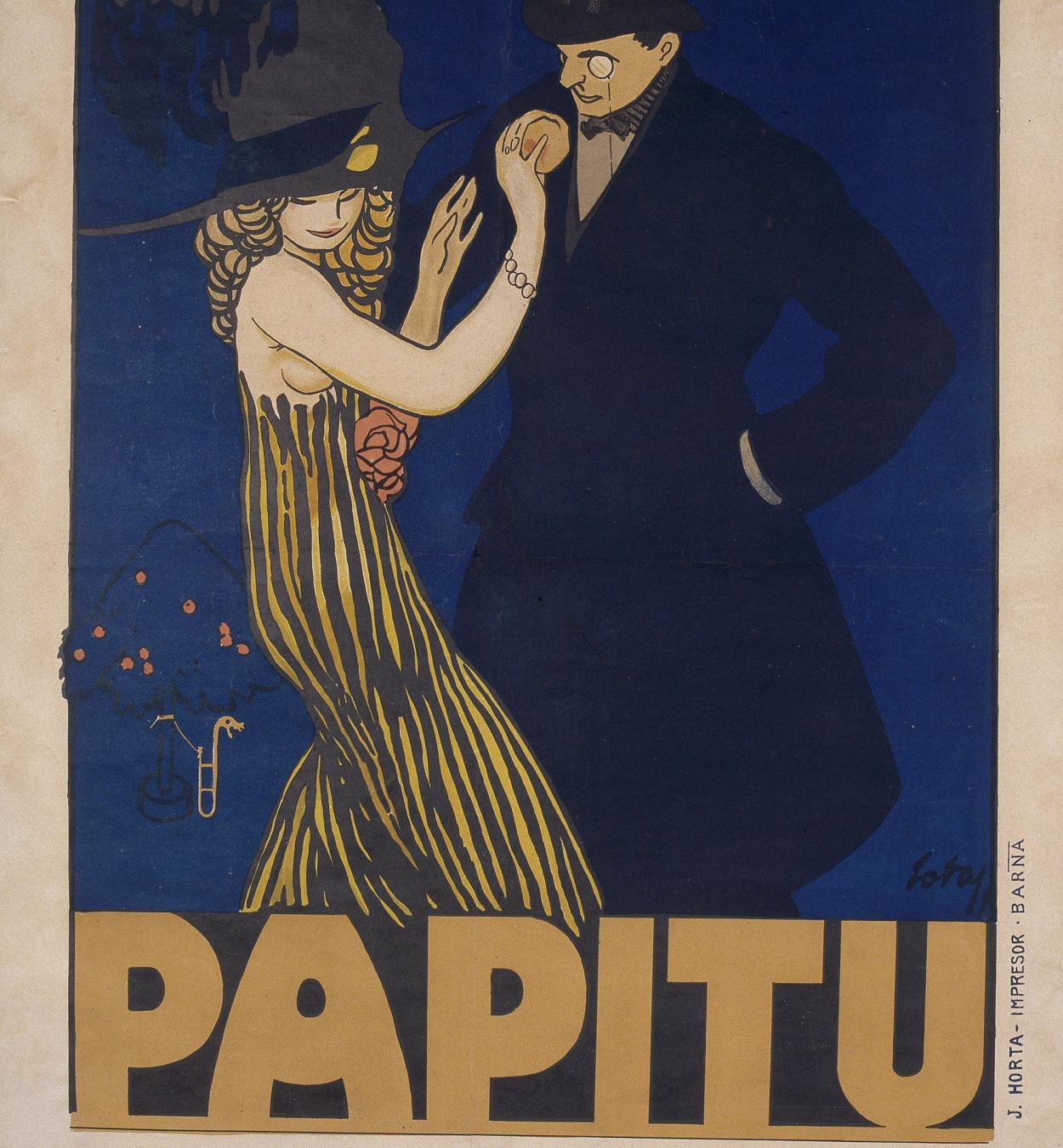 Francesc Labarta - Papitu - 1911