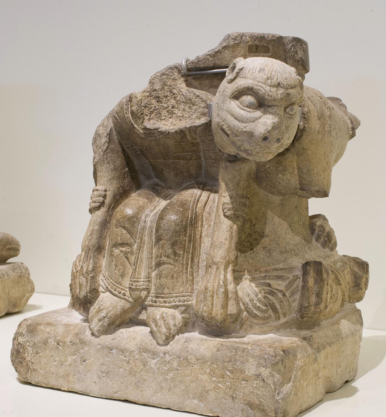 Anònim. Catalunya - Basis of the baldachin of Ripoll - Second third of 12th century [2]