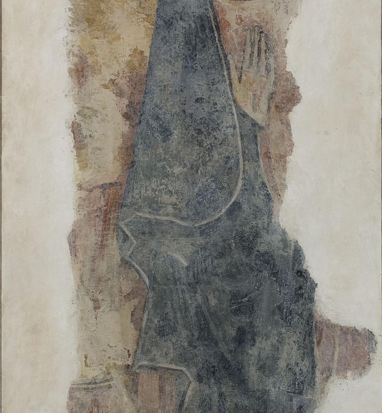 Anònim. Catalunya - Saint John the Evangelist of the Crucifixion, from Estaon - Mid-12th century
