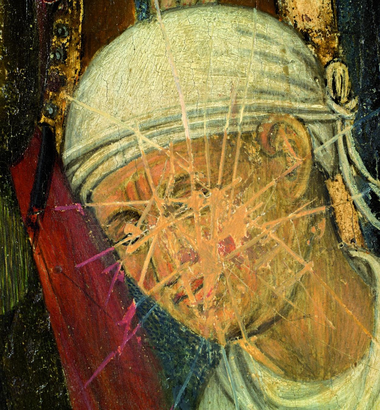 Bernat Martorell, Figura del Retaule dels Sants Joans, c. 1435-1445 (2)
