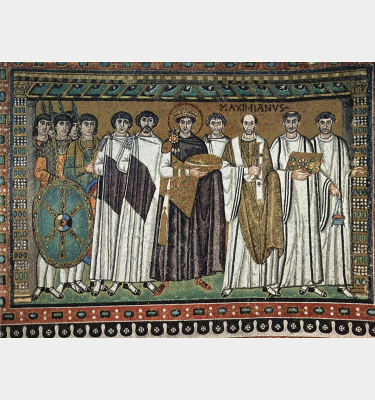 Bizantí, art