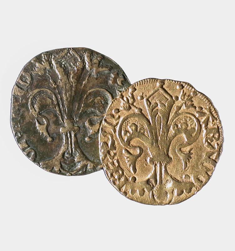 False coinage