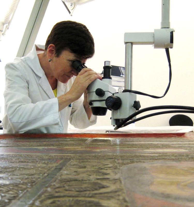 Microscopia estereoscópica