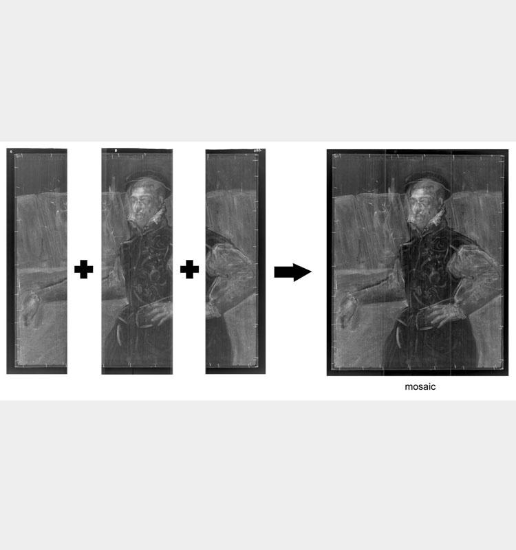 X-ray Mosaic