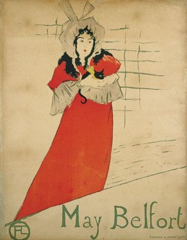 Toulouse-Lautrec i l'origen del cartell modern