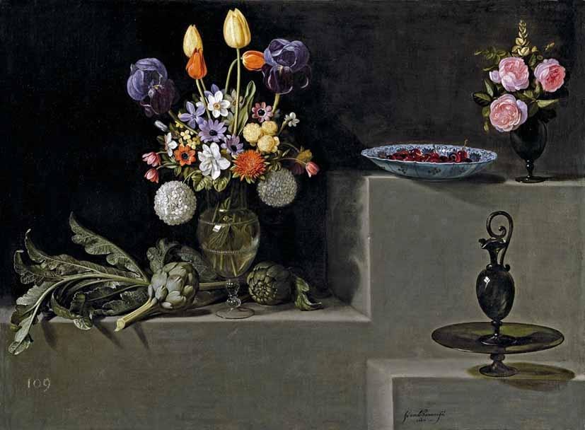 Natures mortes. De Sánchez Cotán a Goya. A l'entorn de la col·lecció Naseiro adquirida per al Prado