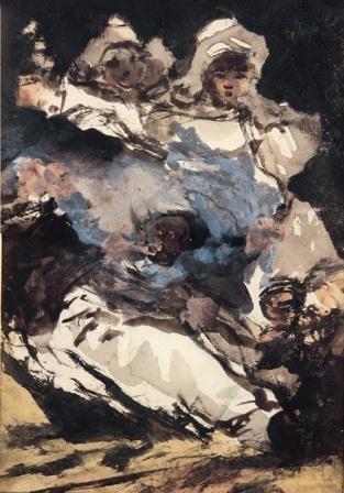 L'imaginari d'Eugenio Lucas. La influència de Goya a la poètica romàntica