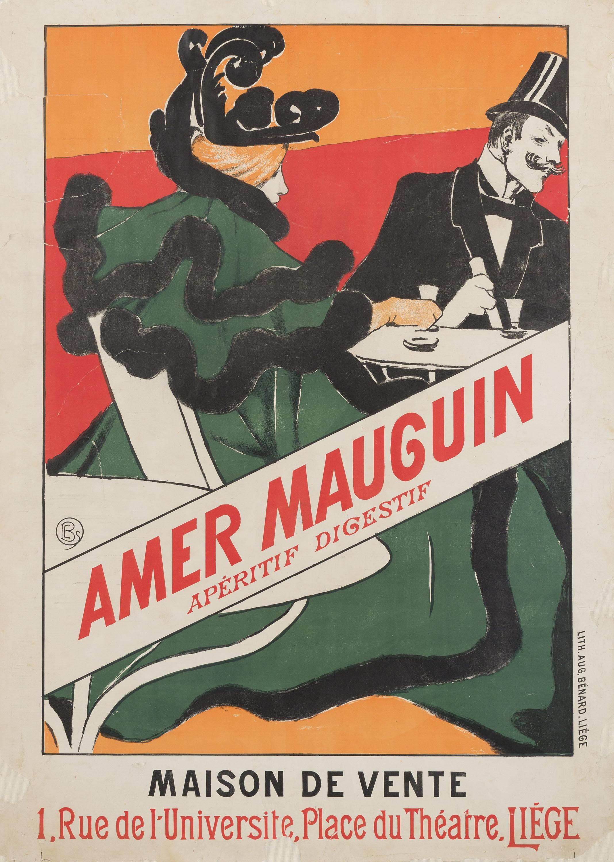 Émile Berchmans - Amer Mauguin - 1895