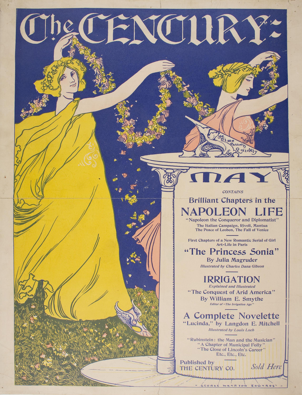 George Wharton Edwards - The Century May - 1895