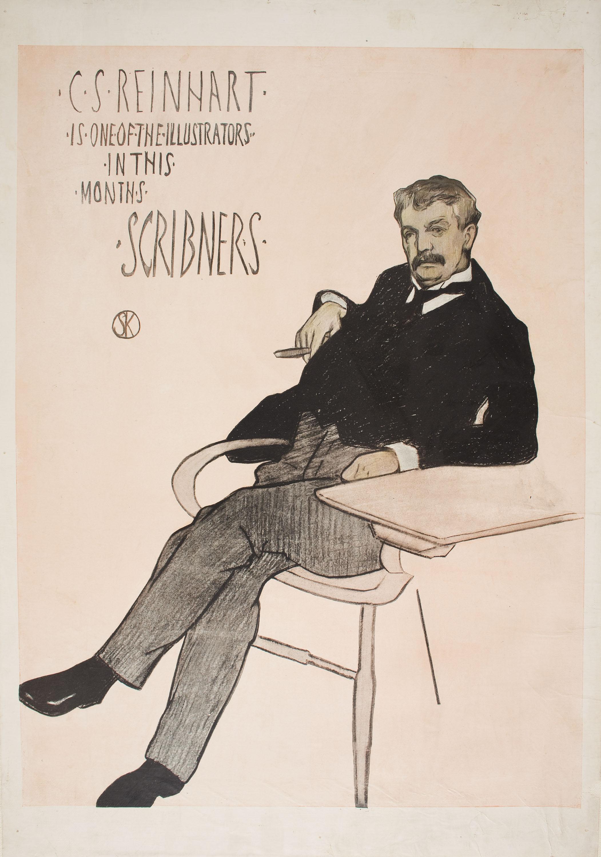 William Sergeant Kendall - Scribner's (C.S. Reinhardt) - 1895