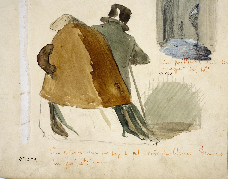 Modest Urgell - Apunts satírics - Cap a 1872-1878