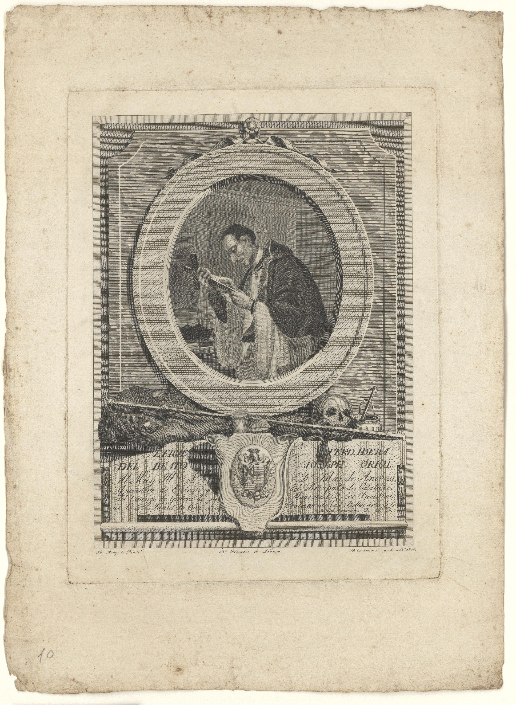 Josep Coromina - Beato Joseph Oriol - 1806