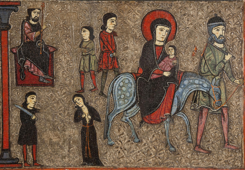 Iohannes. Taller de la Ribagorça - Frontal d'altar de Cardet - Segona meitat del segle XIII [1]