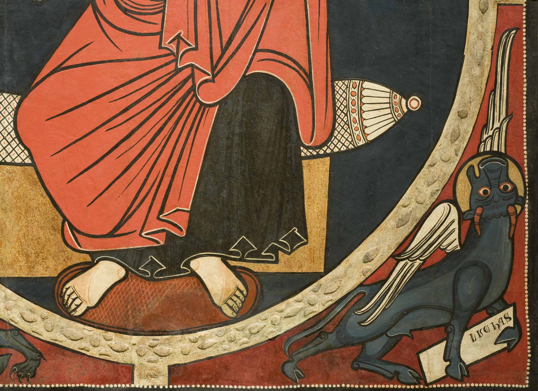 Anònim. Catalunya. Taller de la Seu d'Urgell del 1200 - Baldaquí de Tost - Cap a 1220 [4]
