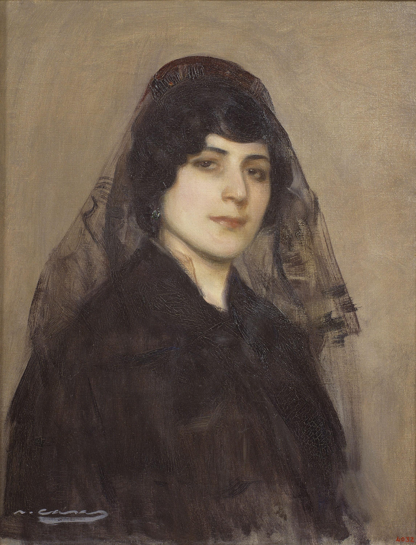 Ramon Casas - Marieta - Cap a 1905-1908