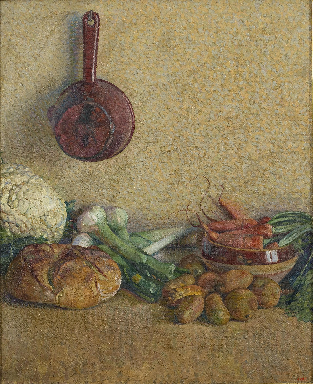 Feliu Elias - El rebost - 1912