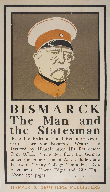 Anònim - Bismarck The Man and the Statesman - 1899