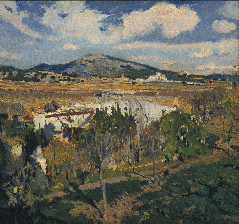 Joaquim Mir - La sínia de l'Onclet - 1922