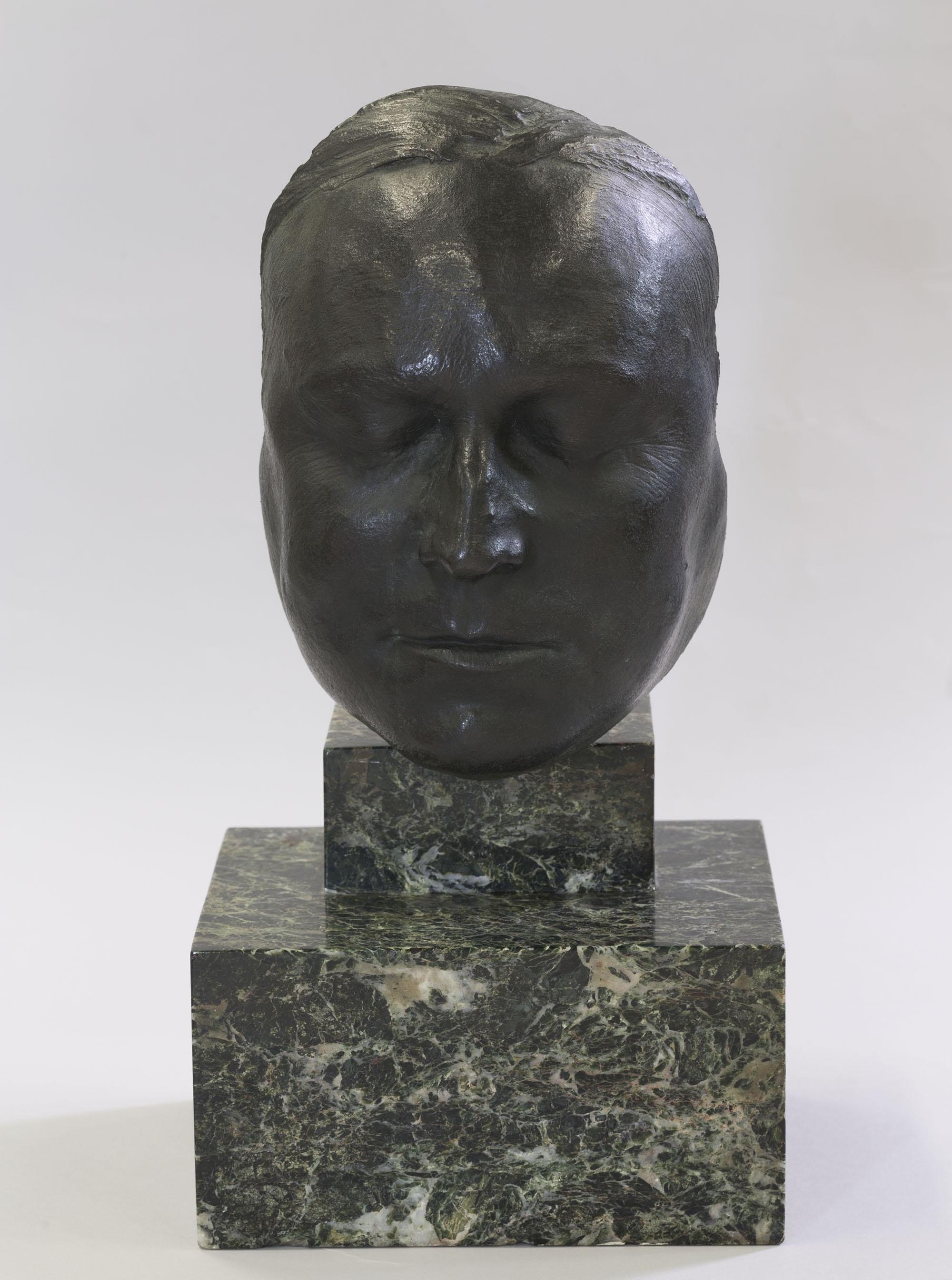 Pablo Gargallo - Mascareta del pintor Isidre Nonell - 1911
