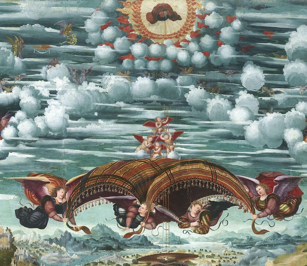 Joan de Burgunya - Mare de Déu amb el Nen i sant Joanet - Entre 1515-1525 [2]