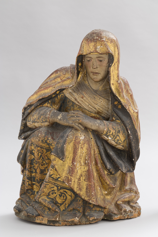 Anònim. Aragó - Figures femenines d'un Sant Sepulcre - Entre 1520-1530 [2]