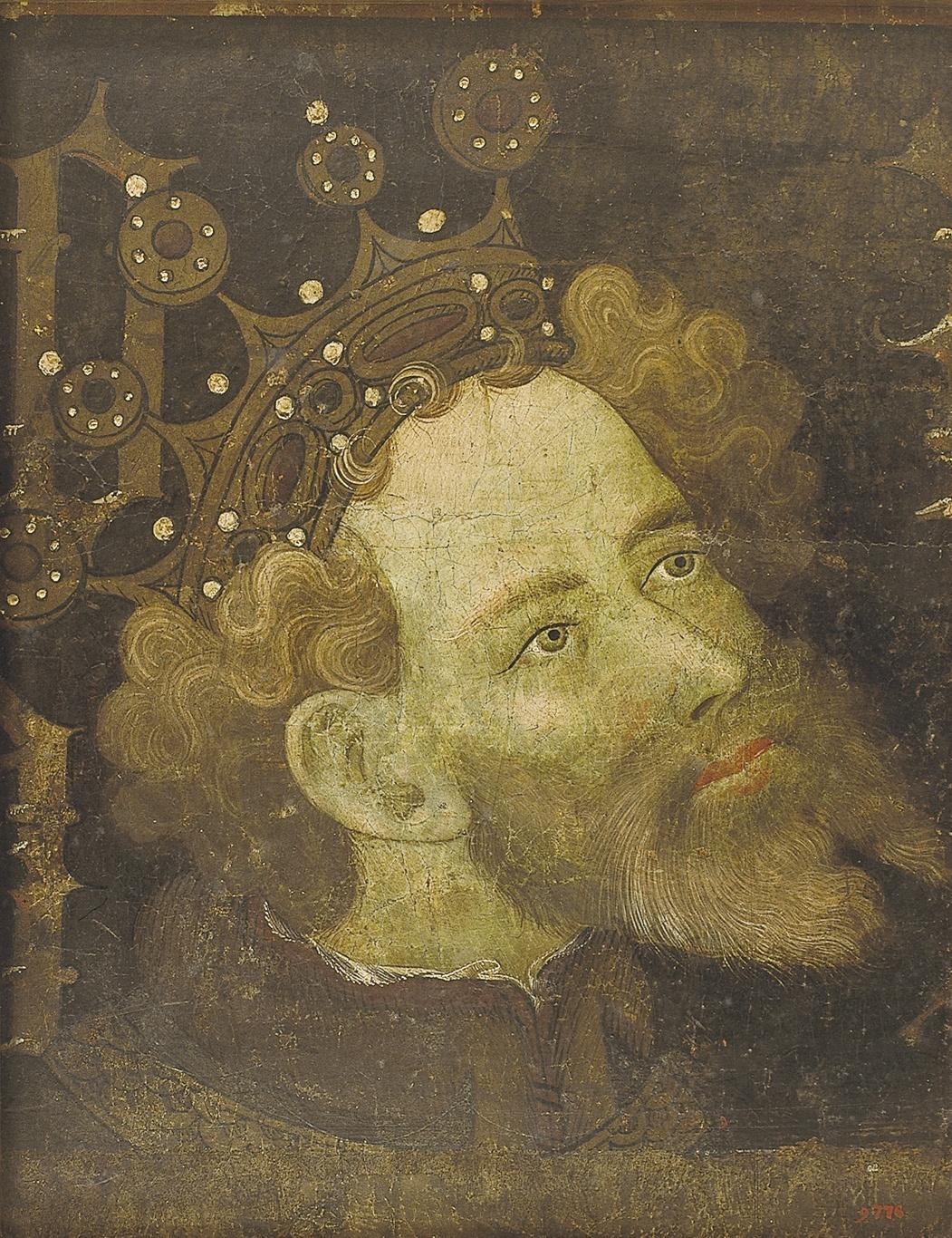 Jaume Mateu - Pere III el Cerimoniós - 1427