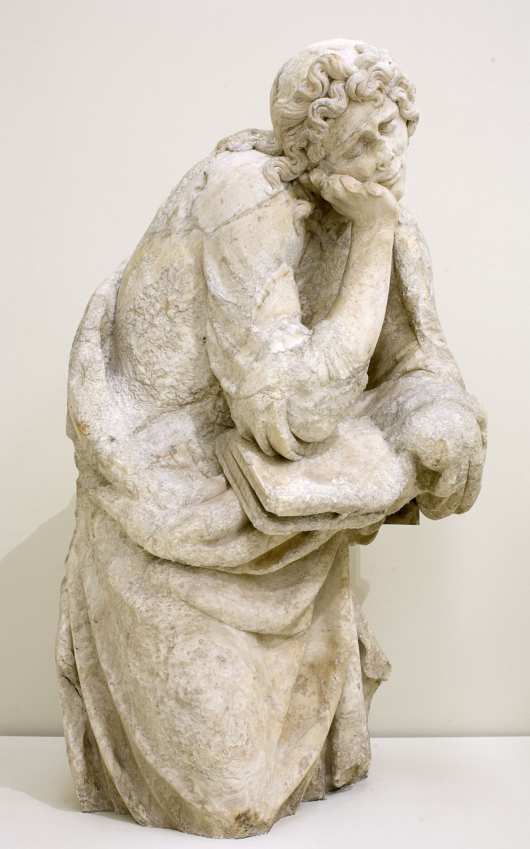Damià Forment - Dormició de la Mare de Déu: Sant Joan Evangelista - 1534-1537