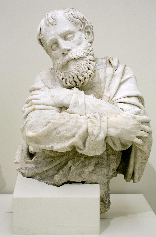 Damià Forment - Dormició de la Mare de Déu: Apòstol - 1534-1537